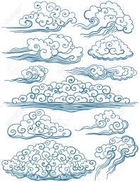 23 japanese cloud tattoos