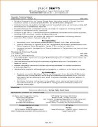 Sample Operations Manager Resume by Operations Manager Resume 100 It Manager Resume Template Senior