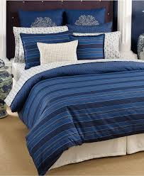 Teen Bedding And Bedding Sets by Tommy Hilfiger Bedding Westerly Stripe Comforter And Duvet Cover