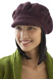 free pattern newsboy cap 15 gift patterns to knit crochet crochet free pattern and free