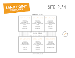 attached carport plans sand point rowhomes wilcynski partners u2013 seattle windermere real