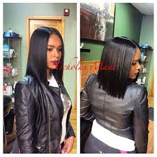 african american hairstyles with parts down the middle sharp bob hairstyles haircare pinterest bobs hair style
