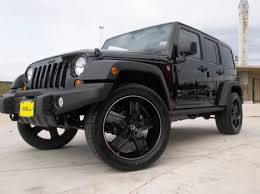 jeep rims black lorenzo wl30 gloss black wheels on jeep wrangler wheels