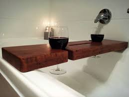 Wine Glass Holder For Bathtub 7 Best Bath Shelfs Images On Pinterest Bathroom Ideas Bathroom