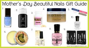 hair skin and nail gift guide for mother u0027s day