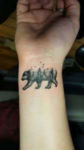 simple calf tattoos best 20 bear tattoos ideas on pinterest u2014no signup required tree