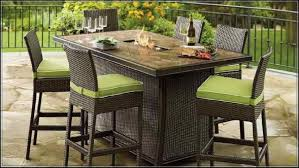 Tall Patio Tables Collection In High Top Patio Table And Chairs And A Little More