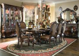 formal dining room set formal dining table for 8 room set with chairs sets