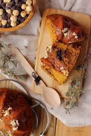 cookcakes de ainhoa bundt cake de toffee y remolino de nutella