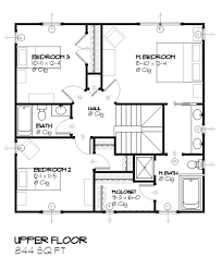 colonial style house plan 3 beds 2 50 baths 1810 sq ft plan 901 75