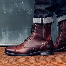 sneakysteveshoes boots look awesome a great pair of leather boots