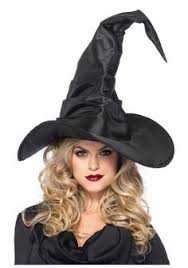 Halloween Costume Witch Bewitching Wicked Witch Dress Hat Halloween