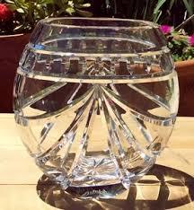 Waterford Crystal 8 Vase Waterford Overture Ebay