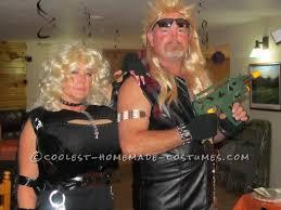 Halloween Hunter Costume Beth Dog Bounty Hunter Couple Halloween Costume