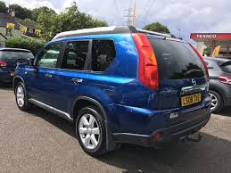 2008 nissan x trail arctix expedition dci 6 250