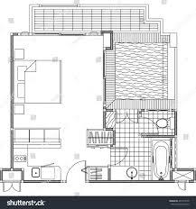 floor plan stock vector 401272078 shutterstock