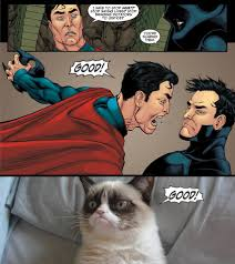 Super Man Meme - tard and superman agree grumpy cat know your meme