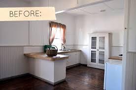 Kitchens Designs Australia Before U0026 After The Silver Lining Kitchen U2013 Design Sponge