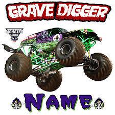 grave digger monster truck merchandise grave digger shirt ebay