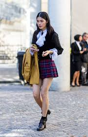plaid skirt 8 plaid skirt to try this fall whowhatwear