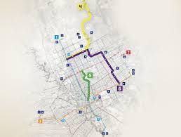 Metro Line Map by Map Fast Metro Riyadh