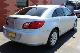 used 2010 chrysler sebring limited seattle wa first national