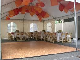 outdoor floor rental event rentals bend oregon central event rentals serving all of
