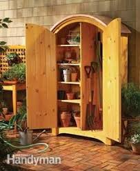 Garden Tool Storage Cabinets 25 Of The Best Toolsheds Outdoor Tool Storage Outdoor Tools And