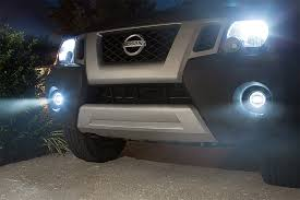 halo light installation near me 3 1 2 led projector fog lights conversion kit w halo daytime