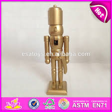 Wooden Nutcracker Soldiers Christmas Decorations 2 Pack by Toy Soldier Christmas Decoration Toy Soldier Christmas Decoration