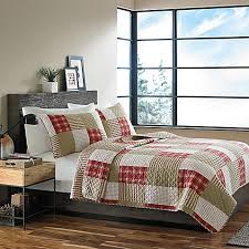 Eddie Bauer Rugged Plaid Comforter Set Eddie Bauer Bed Bath U0026 Beyond