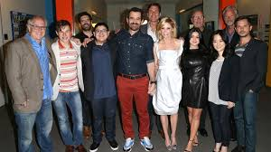 modern family cast on season six and andy s maybe