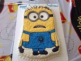 minion birthday cake minion birthday cakes fondant cake images