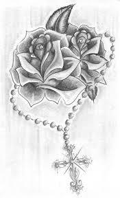 rosary roses by alicornsandunigators deviantart com on deviantart