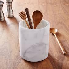 kitchen utensil canister fixer s3 e10 marble kitchen utensil holder fixerupper