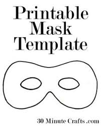 masquerade masks free printable coloring pages halloween