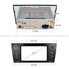 bmw 3 series dvd stereo radio gps satnav internet iphone usb m3