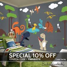Best  Dinosaur Wall Decals Ideas On Pinterest Dinosaur Kids - Kids dinosaur room