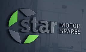 star motors logo case studies business branding star motor spares botswana logo