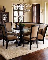 Rustic Dining Tables With Benches Round Dining Table With Bench Elegant Of Rustic Dining Table On