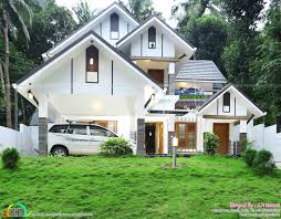 finished house project in kerala kerala home design and floor plans