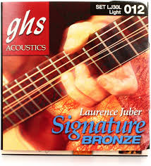 Light Guitar Strings by Ghs Vn L Vintage Bronze 85 15 Light Acoustic Guitar Strings