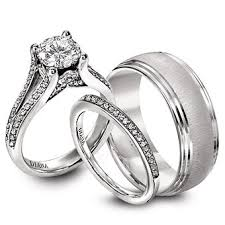 wedding bands sets his and hers wedding bands sets for him and his hers matching set mm in