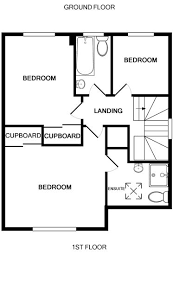 Holiday House Floor Plans Gulls Cottage Self Catering Holiday Cottage In Rock John Bray