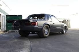 fox mustang drag car build evil 8 5 dragzine s outlaw 8 5 project car build