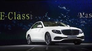 the new mercedes benz e class will control your mind the drive