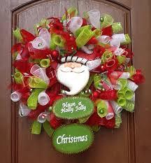 spiral deco mesh wreath on etsy 70 00 deline designs