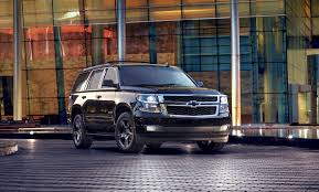 chevrolet announces special edition suvs