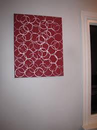 3 dollarama canvas 2 hour diy wall art added some colour into my