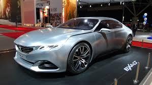 peugeot automobiles 2015 peugeot exalt concept exterior and interior auto show